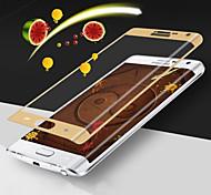 Недорогие -Защитная плёнка для экрана Samsung Galaxy для Note Edge Закаленное стекло Защитная пленка для экрана Против отпечатков пальцев
