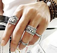 Недорогие -Жен. Сплав Слон Цветы Животный принт резной Мода европейский Панк Для вечеринок Повседневные Бижутерия