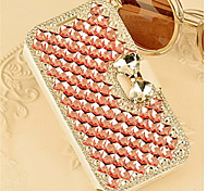 Luxury Bling Crystal Diamond Leather Flip Bag Cover For Samsung Galaxy A3/A5/A7/A8