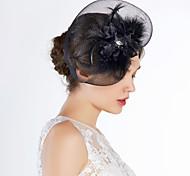 tulle birdcage вуали головной убор свадебная вечеринка элегантный женственный стиль