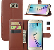 cheap -New Fashion Luxury Flip Leather Wallet Stand Phone Case Cover For Samsung Galaxy S3/S4/S5/S6/S6 Edge/S6 Edge Plus