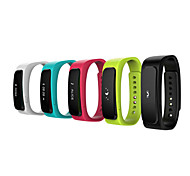 preiswerte -A8 Smart-Armband iOS Android Windows Phone Microsoft Windows Mac os Zeitschaltuhr Wasserdicht Wecker Schlaf-Tracker Stopuhr