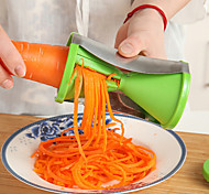 cheap -Plastic Creative Kitchen Gadget Vegetable Peeler & Grater