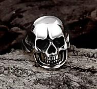 Недорогие -Женский Массивные кольца Мода бижутерия Сталь Бижутерия Назначение Для вечеринок