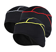Arsuxeo Helmet Liner Hat Winter Thermal / Warm Breathable Static-free Cycling / Bike Unisex Elastane Fleece Terylene