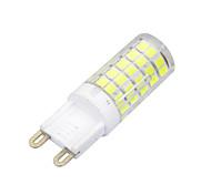 g9 führte Bi-pin Lichter t 64 SMD 2835 600lm warmweiß kaltweiß 3000k / 6000k dekorative AC 220-240V