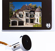 cheap -Wireless Photographed 3.5 Hands-free 2.0 mega pixel camera resolution One to One video doorphone