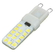 cheap -300-400 lm G9 LED Bi-pin Lights Recessed Retrofit 28 leds SMD 2835 Dimmable Cold White AC 220-240V