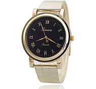 cheap -Women's Quartz Wrist Watch Hot Sale Metal Band Charm Fashion Gold