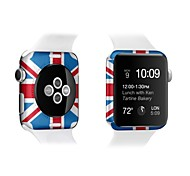 For Apple Watch 3 Series 2 1 iWatch 38mm Colorful Screen Protector 42mm Front and Back Screen Protector