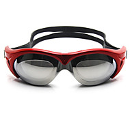 FEIUPE Swimming Goggles Women's / Men's / Unisex Anti-Fog / Waterproof / Adjustable Size / Anti-UV / Polarized Lense Silica Gel PCRed /