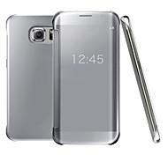 Недорогие -Для Samsung Galaxy S7 Edge Покрытие Кейс для Чехол Кейс для Один цвет PC SamsungS7 Active / S7 plus / S7 edge plus / S7 edge / S7 / S6