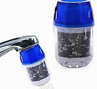 1шт фильтр с активированным углем воды замена расширенный (diameter1.5-2cm) крана крана для питья кофе чая