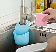 Недорогие -1шт Мешки для мусора и мусорные ведра Пластик Прост в применении Кухонная организация