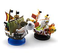 Figure Anime Azione Ispirato da One Piece Cosplay PVC 5 CM Giocattoli di modello Bambola giocattolo