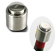 cheap -Wine Stopper Stainless Steel, Wine Accessories High Quality CreativeforBarware cm 0.051 kg 1pc