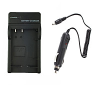 lpe17 цифровая фотокамера зарядное устройство + автомобильный зарядка кабель для Canon EOS 750D м3 760d