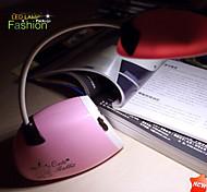 Недорогие -сумка способа водить заряда лампы мешки лампы светодиодное освещение мини настольная лампа перезаряжаемые чтения свет ночи (ассорти