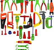 играть дома игрушки инструменты обслуживания портативных детских инструментов моделирования комплект для ремонта малышей educationaltoys