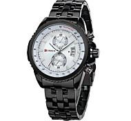 CURREN® Men's Fashion Dress Watch Japanese Quartz Calendar Stainless Steel Cool Watch Unique Watch