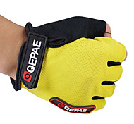 QEPAE Sports Gloves Men's Unisex Cycling Gloves Autumn/Fall Spring Summer Bike Gloves Keep Warm Breathable Wearproof Protective