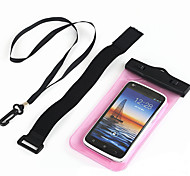 Paragraph Lanyard Waterproof Armband iPhone Common Universal Cases & Bags