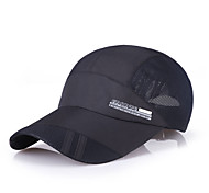 New Spring And Summer Casual Sports Quick-drying Thin Material Mesh Cap Baseball Cap Visor Men