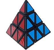 Недорогие -Кубик рубик Pyramid 3*3*3 Спидкуб Кубики-головоломки головоломка Куб профессиональный уровень Скорость Новый год День детей Подарок