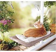 Cat Bed Pet Mats & Pads Foldable Transparent Fabric