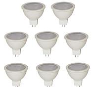 GU5.3(MR16) Точечное LED освещение MR16 21 светодиоды SMD 2835 500lm Тёплый белый Холодный белый Естественный белый 2800-3000/6000-6500