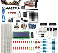 cheap -Project Super Starter Kit for Arduino UNO R3 Mega2560 Mega328 Nano