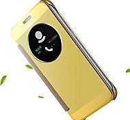 часы модели металла зеркальные наборы мобильных телефонов для галактики s7 / s7 край