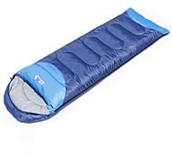 Schlafsack Rechteckiger Schlafsack Einzelbett(150 x 200 cm) 10°C Hohlbaumwolle warm halten Feuchtigkeitsundurchlässig Wasserdicht