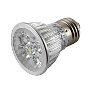 cheap -YouOKLight 400 lm E26/E27 LED Spotlight MR16 4 leds High Power LED Dimmable Decorative Warm White Cold White AC 85-265V