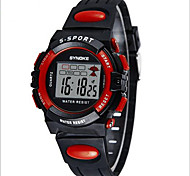 cheap -SYNOKE Children's Digital Watch Wrist watch Sport Watch Digital Alarm Calendar / date / day Chronograph Water Resistant / Water Proof LCD