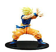 Dragon Ball Son Goku VS Saiyan Garage Kit Anime Action Figures Model Toy