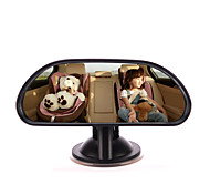 cheap -IZTOSS Baby Car Mirror Back Seat Rear-facing Infant In Sight Adjustable Car Baby Rear View Mirror with Suction Cup