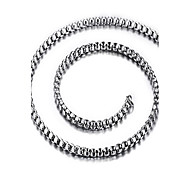 Women's Choker Necklaces Titanium Steel Fashion Jewelry For Daily Casual
