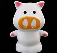 Недорогие -potrable изменение цвета магия свинья формы водить новизны лампы ночного света внутреннее освещение