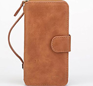 Luxury Fashion Ultra-large Capacity Multi-functional Wallet Purse PU Leather Phone Cover for iPhone 6/6S/6 Plus/6S Plus
