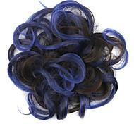 abordables -chignons Perruque Synthétique Classique Coupe Dégradée Haute qualité Cheveux Synthétiques Quotidien
