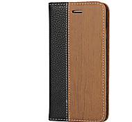 новая мода роскошь флип пу кожаный бумажник для Samsung Galaxy S6 / s7 / s7edge случай бумажника + функции держателя карты