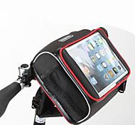 Недорогие -Rosewheel Бардачок на руль Сумка Сотовый телефон сумка 5.7 дюймовый Водонепроницаемая молния Пригодно для носки Влагонепроницаемый