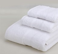 Fresh Style Bath Towel Set,Solid Superior Quality 100% Cotton Towel