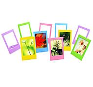 cheap -3 Inch Table Photo Frames/ Mini Frames for Fujifilm Instax mini 8/ 7s/ 90/ 25/ 50s/ 70 Film, 10 Pack