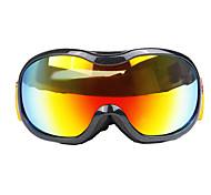 мужчины и женщины профессиональный двойной слой анти туман лыжные очки мотоцикл ветрозащитность очки