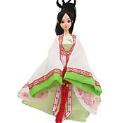 Muñecas Ropa para Muñecas Juguetes Disfraz Falda Novedad Chica Piezas