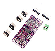 Недорогие -cjmcu-pca9685 16-канальный 12-битный модуль контроллера драйвера FM + шины I2C ШИМ управления сервоприводом