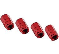 Недорогие -алюминий личности давление в шинах крышка клапана колпачок сопла газа декоративный колпачок