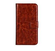 роскошный бумажник стиль искусственная кожа флип чехол с магнитной оснастки и карты для Microsoft Lumia 650 (ассорти цветов)